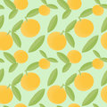 Oranges pattern Royalty Free Stock Photography