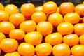 Oranges piled up Stock Photos