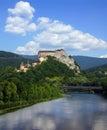 Oravsky hrad. Slovakia