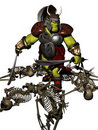 Orc Warrior Royalty Free Stock Photography