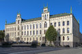 Orebro Town Hall, Sweden Stock Photography