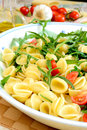 Orecchiette pasta Royalty Free Stock Photo