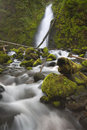 Oregon Falls Stock Photography