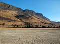 Oregon mesa near alkali lake Royalty Free Stock Photography