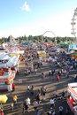 Oregon State Fair Royalty Free Stock Photography