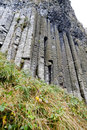 Organ pipes of hexagonal rocks giants causeway at the in northern ireland is a world heritage site this image shows the Stock Photography