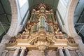 Organ of Saint John church