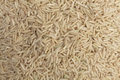 Organic brown basmati rice Stock Photos