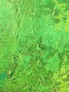 Organic matter summer background with green spring painting texture Royalty Free Stock Photo