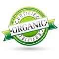 Organic seal Royalty Free Stock Photo