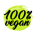 Organic and vegan logo labels