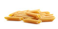 Organic whole wheat penne pasta Royalty Free Stock Photo