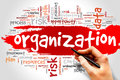 Organization Royalty Free Stock Photo