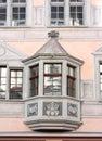 Oriel Window Royalty Free Stock Photo