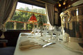 Orient Express Interior Royalty Free Stock Photo