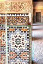 Oriental architecture morocco north africa Stock Photography