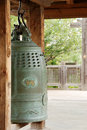 Oriental bell Royalty Free Stock Photo