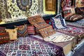 Oriental carpets on the market