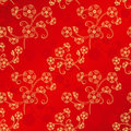 Oriental Chinese New Year seamless pattern Stock Photos
