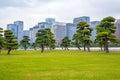 Oriental Park In Tokyo