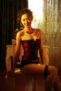 Oriental Sexy Belle
