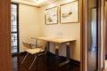 Oriental study room Royalty Free Stock Photo