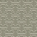 Oriental swastika image of vector texture Royalty Free Stock Photography