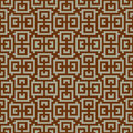 Oriental swastika image of vector texture Stock Photos