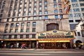 Oriental Theatre in Chicago Stock Photography