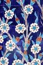 Oriental tiles Royalty Free Stock Photo