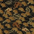 Oriental traditional seamless pattern vector illustration Stock Image