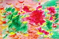 Rt watercolor abstract watermelon background Royalty Free Stock Photo
