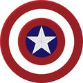 Captain America Shield Royalty Free Stock Photo