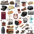 Original great vintage objects collection