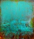 Original painting texture Royalty Free Stock Photo