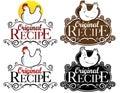 Receta seals / marcar / icono