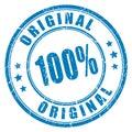 100 original vector stamp Royalty Free Stock Photo