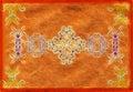 Original wicker pattern Royalty Free Stock Photo