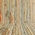 Original wooden wall make for background Stock Photos