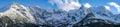 Orla Perc od Gąsienicowej Royalty Free Stock Photo