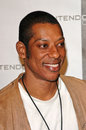 Orlando jones at the nintendo ds pre launch party at the day after hollywood ca Royalty Free Stock Photo