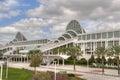 Orlando Orange County Convention Center Royalty Free Stock Photo