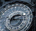 Orloy clock - symbol of Prague. Royalty Free Stock Photo