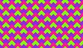 Ornamental background with repeated rhombuses.