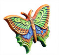 Ornamental Butterfly Royalty Free Stock Photos