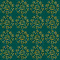 Ornamental pattern Stock Images
