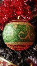 Ornaments Of A Colorful And Sketchy Christmas Tree 3