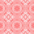 Ornate abstract lace seamless pattern Royalty Free Stock Photos