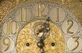 Ornate Antique Clock