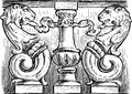 Ornate architectural detail Royalty Free Stock Photo